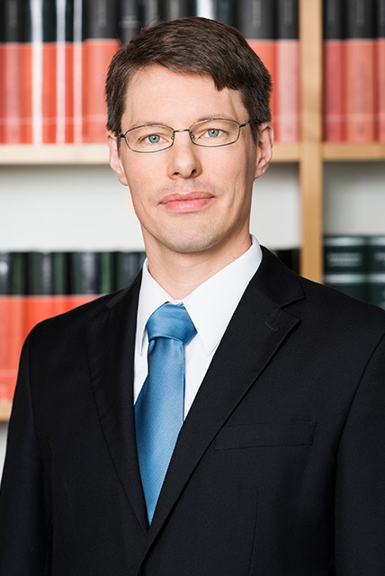 Pascal Rusterholz | Urs Huber Anwaltskanzlei