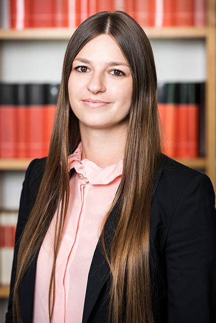 Vanja Stuparanovic | Urs Huber Anwaltskanzlei
