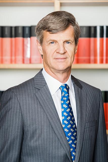Urs Huber | Urs Huber Anwaltskanzlei